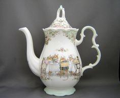 Brambly Hedge Large Coffee Pot Royal Doulton | eBay