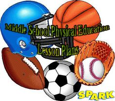 SPARK Middle School Physical Education (PE) Lesson Plans. http://www.sparkpe.org/physical-education/lesson-plans/middle-school/