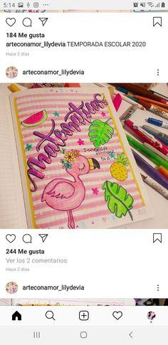 Bullet Journal Books, Book Journal, Doodle Drawings, Cute Drawings, Making Goals, Life Hacks For School, Border Design, Illustrations And Posters, Cartoon Art