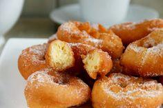 Rosquillas de anís - MisThermorecetas Pretzel Bites, Deli, Bread, Desserts, Food, Twitter, Queso, Gastronomia, Puddings