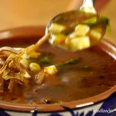 Rajas soup with corn - Authentic Mexican Recipes, Mexican Food Recipes, Soup Recipes, Vegetarian Recipes, Cooking Recipes, Healthy Recipes, Chicken Recipes, Real Mexican Food, Mexican Cooking