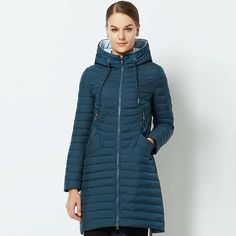 be6edee1847 Collection Winter Womens Jacket Coat 2018 Original Fur Collar Women ...