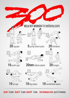 300 Workout #weightlosstips
