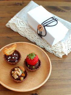 • Chocolate Tart •