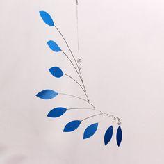 Calder inspired mobile