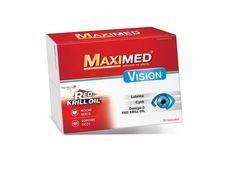 Maximed Vision x 30 capsules, natural omega-3, vitamin b2, lutein
