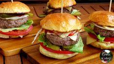Prosty sposób na domowego burgera