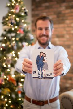 Make Your Own Holiday Card With Tiny Prints
