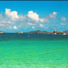 Peter island!!