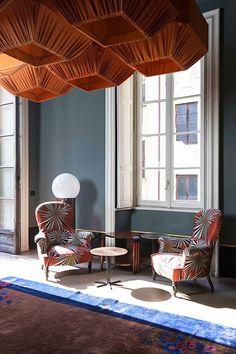 educate your sofa: So seventies