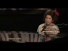 Imogen Heap- Let go...wishing I could pin the cd's version! This song has a deep meaning to me!