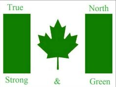 :) True North, Flag, Science, Flags