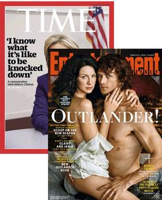 Entertainment Weekly & Time Combo