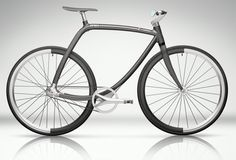 Maarten Timmer Design: Rizoma 77|011 bicycle