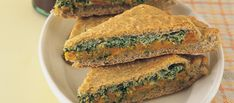 Focaccia ripiena di zucca, ricotta e spinaci ricetta