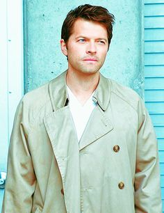 My favorite picture of Castiel <3333