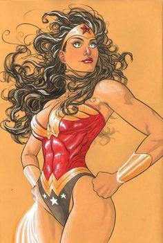 Wonder Woman: Fan Art ®