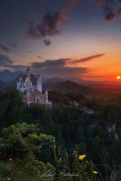 Bavarian Dream on 500px by Michael Böhmländer, Höfen, Austria☀734✱1100px-rating:99.5