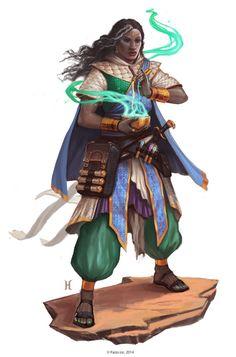 Garundi Female by Nemanja-S
