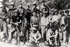 Partisans du maquis de Valezan