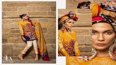 Latest Sana Safinaz Winter Shawl For Women Collection 2017