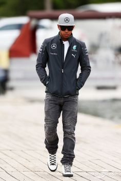 Off Track w/Lewis Hamilton @ the Formula 1 Grand Prix du Canada