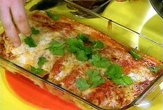 Chicken Enchiladas Recipe : Rachael Ray : Food Network - FoodNetwork.com