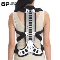 OPER Spinal Orthosis Fixation Brace Thoracic Spine Kyphosis Correction Shoulder Brace ankolising spondylitis support