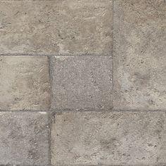 Colours Leggiero Grey Stone effect Laminate flooring, Pack Laminate Flooring Diy, Grey Flooring, Kitchen Flooring, Hardwood Floors, Tile Flooring, Flooring Ideas, White Shaker Kitchen, Natural Stone Flooring, Oil Storage
