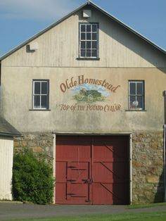 Olde Homestead Golf Course in New Tripoli, PA...what a beautiful place!!