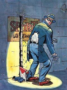 Spirit, Will Eisner