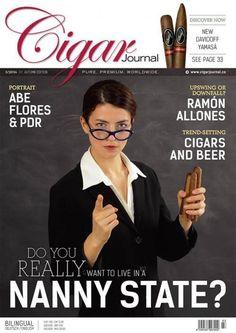 Cigar Journal 3/2016 (Zigarren Zubehör Zeitschriften)