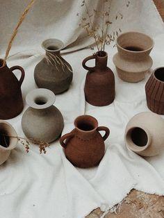 Easy to Breath / Mariana Mae ceramics now available at Pampa flowers vase IN FOCUS Ceramic Vase, Ceramic Pottery, Slab Pottery, Porcelain Ceramic, Thrown Pottery, Pottery Mugs, Keramik Design, Handmade Pottery, Handmade Ceramic