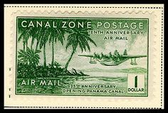 Canal Zone (U.S. government reservation; PANAMA)