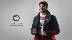 Good luck for the 1000 m race today @shanidavis  This was for a Ralph Lauren Winter  Olympics Campaign I shot a few years ago. #ShaniDavis #winterolympics2018 #speedskating #teamusa