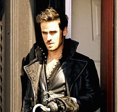 """""""Life isn't a photo shoot, Colin"""" - this quote from the person I pinned this from is pure greatness #OUAT #CaptainHook"""