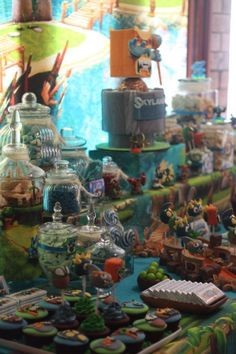 Skylanders Birthday Party - Kara's Party Ideas - The Place for All Things Party ... OMG! So many great ideas in one place.