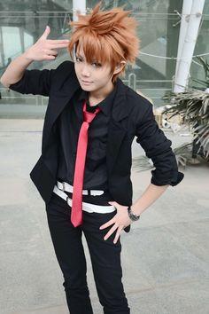 Shusei Kagari cosplay(PSYCHO-PASS) | XYGintoki - WorldCosplay