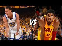 Stephen Curry Vs. Kyrie Irving: Battle of The Crossover Kings - YouTube