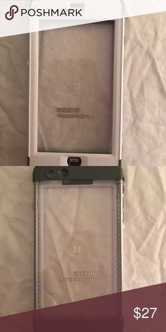 iPhone 6 Plus life proof Waterproof, good condition LifeProof Accessories