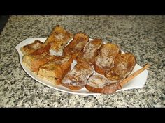 Torrijas superlight,  sin azúcar,  sin grasas,  sin harina.   YouTube