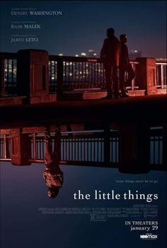 The Little Things (2021) - Trailer: Trailer: The Little Things (2021)The pic, written by Hancock, centers around Deke (Washington), a… Denzel Washington, Hd Movies, Movies Online, Movies And Tv Shows, Movie Tv, Movie List, Horror Movies, Jared Leto, Audio Latino