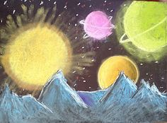 Planets | Art Relate
