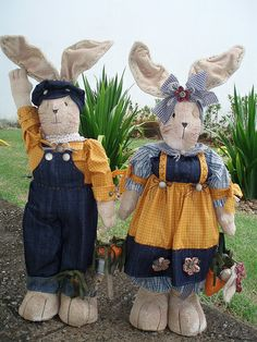 1 million+ Stunning Free Images to Use Anywhere Bunny Crafts, Doll Crafts, Sewing Stuffed Animals, Harvest Decorations, Free To Use Images, Rabbit Toys, Reno, Soft Sculpture, Spring Crafts