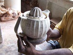 Teapot by Cuban designer Louis Ramirez