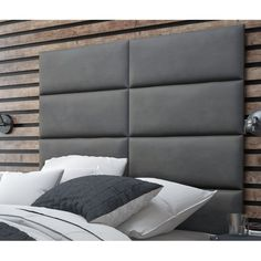 Palissy X Upholstered Headboard House Additions Colour