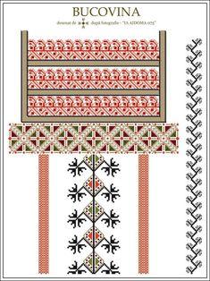 Cum recunoașteți modelele străvechi de pe IE față de cele inventate recent. Cum recunoști o IE cu modele străvechi românești, de UN KITSCH. | Lupul Dacic Cross Stitch Borders, Simple Cross Stitch, Cross Stitching, Cross Stitch Patterns, Embroidery Online, Embroidery Neck Designs, Embroidery Motifs, Palestinian Embroidery, Irish Crochet