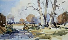 Steve Hall Artist | Artists in Wiltshire | Watercolour Courses