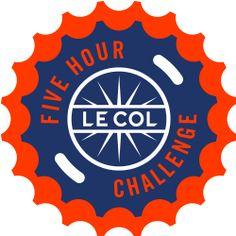Le Col 5 Hour Challenge logo