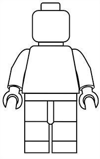 milleideeperunafesta: Lego: stampa e decora il tuo personaggio